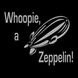 1990, 1980, 1970 – Whoopie, a Zeppelin!